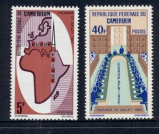 Cameroun 1965 Europafrica MUH - Cameroon (1960-...)