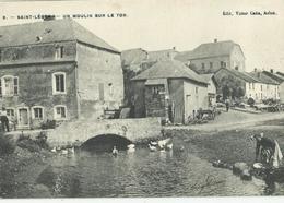 SAINT LEGER - Un Moulin Sur Le Ton - Laveuses - Saint-Léger