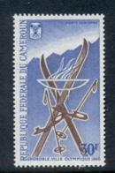 Cameroun 1967 Winter Olympics Grenoble MUH - Cameroon (1960-...)