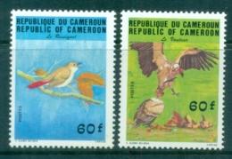 Cameroun 1984 Birds MUH - Cameroon (1960-...)
