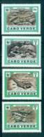 Cape Verde 1986 WWF Desert Island Lizards MUH Lot76143 - Cape Verde