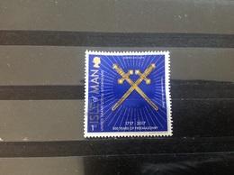 Man / Isle Of Man - 300 Jaar Freemasonry (1st) 2017 - Man (Ile De)