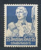 Deutsches Reich 563 ** Mi. 120,- - Germania