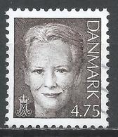 Denmark 2002. Scott #1121 (U) Queen Margrethe II * - Danemark