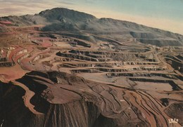 MAURITANIE MIFERMA La Mine Vue De Nuit 58J - Mauritanie