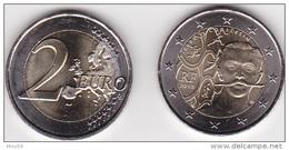 2€ Commémorative 2013 : Pierre De Coubertin  >  Superbe Non Circulée - France