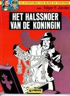Blake En Mortimer 9 - Het Halssnoer Van De Koningin (1983) - Blake En Mortimer