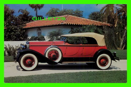 "PASSENGERS CARS - 1929 ROLS-ROYCE PHANTOM I ""DERBY"" PHAETON BY BREWSTER - RICK CARROLL - - Voitures De Tourisme"