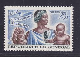 SENEGAL N°  204 ** MNH Neuf Sans Charnière, TB (D7571) Fête De L'Indépendance - 1961 - Sénégal (1960-...)