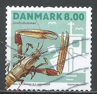Denmark 2017. Scott #1766 (U) Shellfish, Jomfruhummer (Lobster) * - Oblitérés