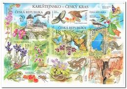 Tsjechië 2013, Postfris MNH, Flora, Fauna - Tsjechië