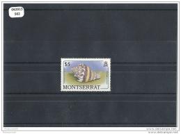MONTSERRAT 1988 - YT N° 689 NEUF SANS CHARNIERE ** (MNH) GOMME D'ORIGINE LUXE - Montserrat
