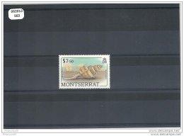 MONTSERRAT 1988 - YT N° 690 NEUF SANS CHARNIERE ** (MNH) GOMME D'ORIGINE LUXE - Montserrat