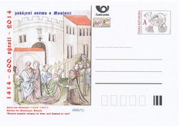 Rep. Ceca / Cart. Postali (Pre2014/47) Consiglio Di Iniziazione 1414 (Chronik Des Konstanzer Konzils - Re Sigismund) - Teologi