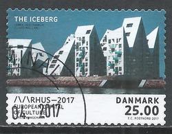 Denmark 2017. Scott #1775 (U) Building In Aarhus, The Iceberg Apartment Complex * - Danemark