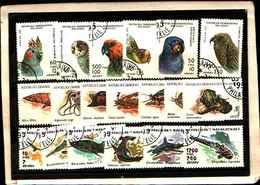 72026 ) LOTTO FRANCOBOLLI DEL MADACASCAR-USATI - Madagascar (1960-...)