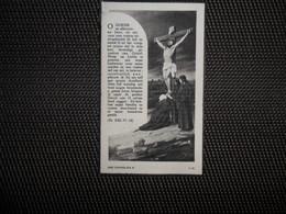 Doodsprentje ( D 419 ) Callewaert / Waignien  -  Rumbeke - Beitem  1941 - Décès