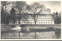 CP -  Suisse  - Genève - Bureau International Du Travail - GE Genève