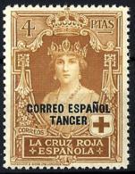 Tanger Nº 34 En Nuevo - Maroc Espagnol