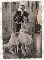 Monaco - Principe Ranieri E Principessa Grace - Monaco