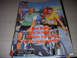 CYCLISME VELO STAR 337 06.2001 TOUR FRANCE 1961 ANQUETIL DARRIGADE ROSTOLLAN - Sport