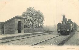 Lot De 50 CPA Trains Et Gares Plusieurs Animations - Cartes Postales