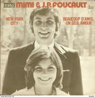"""Mimi & J. P. Foucault  """"  New York City  """" - Vinyl Records"""