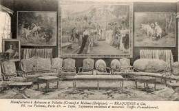 23. CPA. AUBUSSON. FELLETIN. MALINES. . Manufacture Des Tapisseries Braquenie Et Cie. - Aubusson