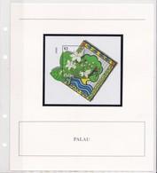 PALAU : Fleur : BF N°137** - Fidji (1970-...)