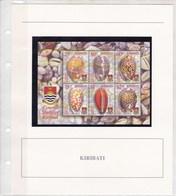 KIRIBATI : Coquillage : BF N°40** - Kiribati (1979-...)