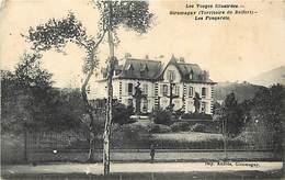 - Dpts Div.-ref-AD131- Territoire De Belfort - Giromagny - Les Fougerets - Villa - Villas - Carte Bon Etat - - Giromagny