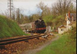 Vapeur En Poitou N° 001 -- Locomotive 040 TA 137 - Eisenbahnen