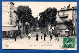 Digne / Boulevard Gassendi - Digne