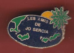 53747-Pin's.Joseph Sercia, Conseiller Général Du Var.politique. - Celebrities