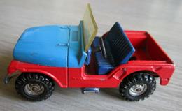 Jeep CJ 5 - Corgi - Voitures, Camions, Bus