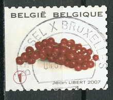 COB 3687  Obl Brussel - Bruxelles (B4715) - Belgium
