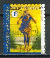 COB 3910  Obl Bruxelles (B4717) - Belgium