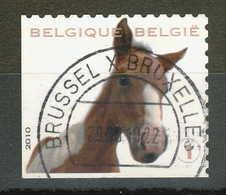 COB 4012  Obl Brussel - Bruxelles (B4721) - Belgium