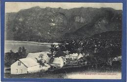CPA Tahiti Océanie Océania Polynésie Iles Marquises Non Circulé Cachet - Polynésie Française