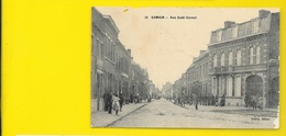 SOMAIN Rue Sadi Carnot Louit (Guérin) Nord (59) - France
