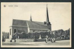 Leernes. (Fontaine L'Evêque)  L'Eglise. Animée. - Fontaine-l'Evêque