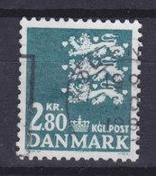 Denmark 1967 Mi. 462     2.80 Kr Small Arms Of State Kleines Reichswaffen - Dänemark