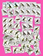 3264  --  KENYA  --   1993  N°  Entre 521  &  568    Oblitérés - Kenya (1963-...)