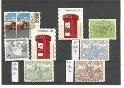 PORTUGAL LOT DIVERS TIMBRES - Lots & Kiloware (mixtures) - Max. 999 Stamps