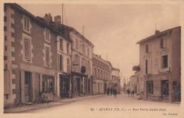 D21 - 17 - Aulnay - Charente-Maritime - Rue Porte Saint-Jean - Gouyon N° 33 - Aulnay