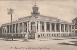 British Guiana  GEORGETOWN Mutual Building  Bg329 - Autres