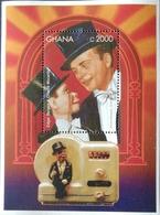Ghana  1996 Radio Cent. S/S POSTAGE FEE TO BE ADDED ON ALL ITEMS - Ghana (1957-...)