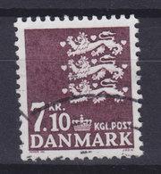 Denmark 1988 Mi. 912 7.10 Kr Small Arms Of State Kleines Reichswaffen - Dänemark