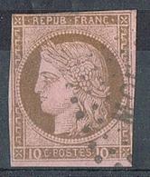 COLONIES GENERALES N°18 Oblitération Losange De Martinique - Cérès