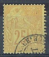 COLONIES GENERALES N°53 Oblitération De Fort-de-France, Martinique - Alphée Dubois